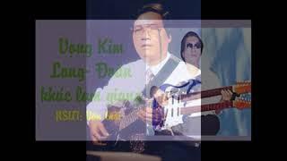 Hòa tấu Vọng Kim Lang Văn Giỏi Thanh Hải
