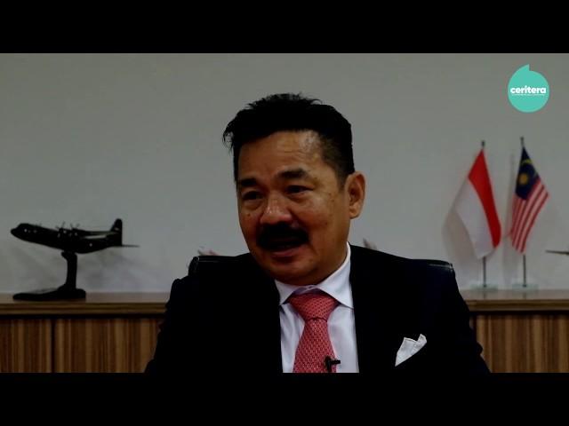 Prabowo, Indonesia 2020, 'suka tidak suka' - RUSDI KIRANA