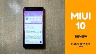 Redmi Note 4 Rocking MIUI 10 !!