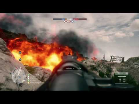 Battlefield™ 1 Austria-Hungary Gameplay 20161022
