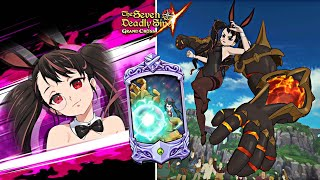 BUNNY GIRL VALENTI IS SOMETHING SPECIAL IN PVP! Seven Deadly Sins: Grand Cross