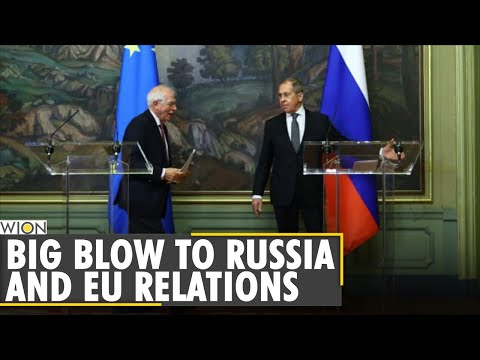 Russia slams possible EU sanctions | Russian foreign minister hits back at EU | World News | WION