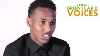 Abdullahi Farah—Green Card Voices