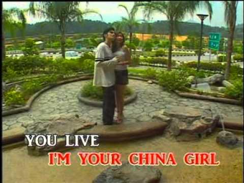 CHINA GIRL by Super Star (Lyrics)
