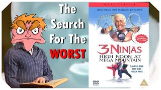 3 Ninjas: High Noon At Mega Mountain - The Search For The Worst - IHE
