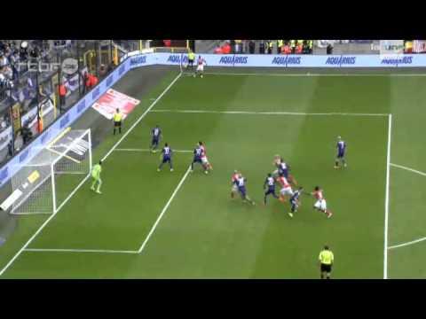 Le Résumé Anderlecht Standard 2-1