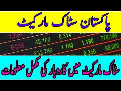 What Is Pakistan Stock Exchange? |Complete Detail Share Market |   (Urdu/Hindi)