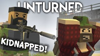 KIDNAPPED! (Unturned Survival Roleplay)