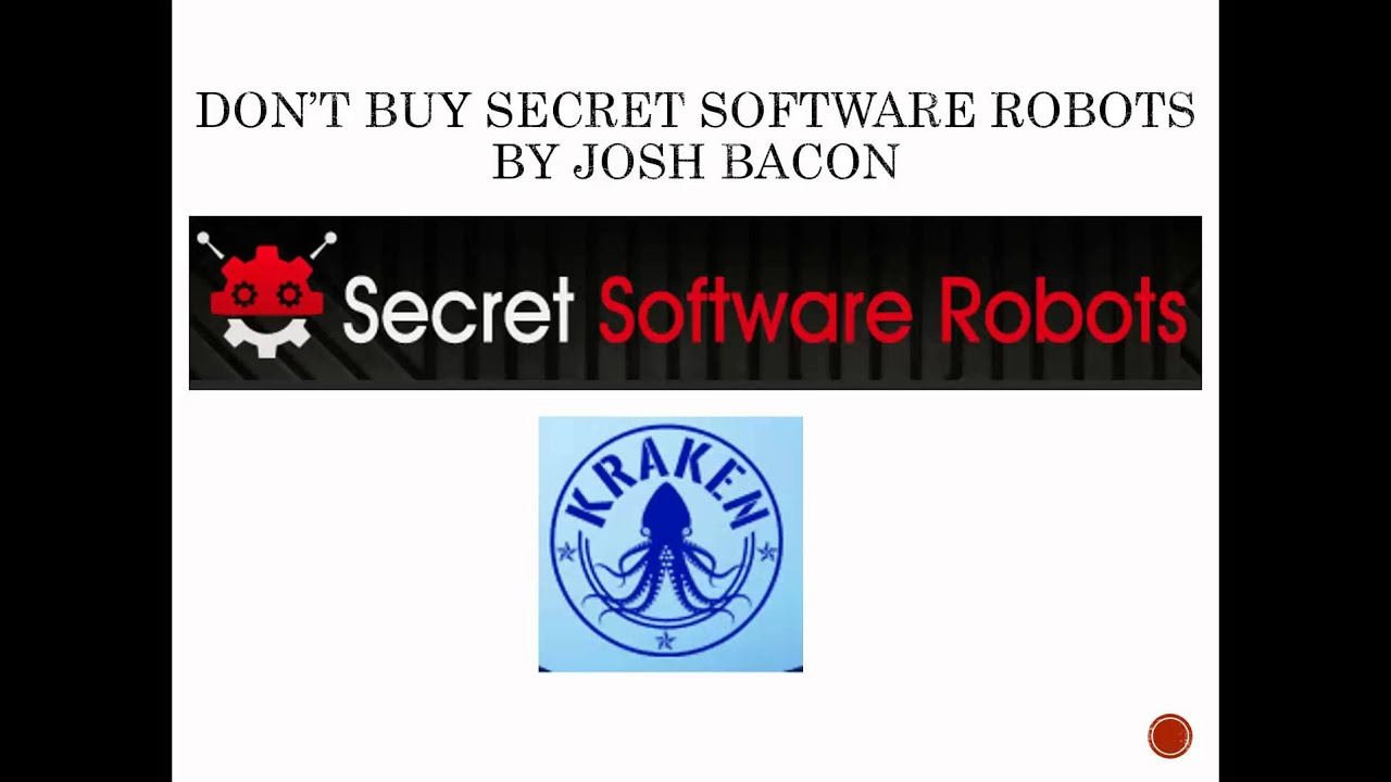 Binary options secret software