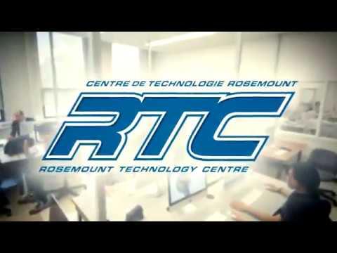 Rosemount Technology Centre 2017 promotional video