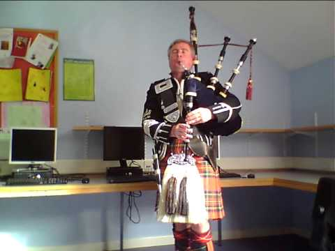 Strathspeys and Reels for Drumnadrochit Piping Society