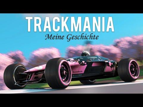 TRACKMANIA - Eine Reise in meine Gaming Vergangenheit 🎮 🥰 | TrilluXe |