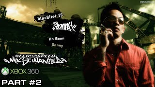 Need for Speed Most Wanted 2005 on Xbox 360 - Blacklist #15 - Sonny