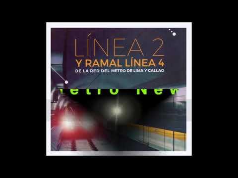 Seguimos  Con La Linea 2 Del Metro De Lima Y El Callao - Avances Octubre 2020.