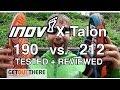 Inov-8 X Talon 190 vs 212 TESTED + REVIEWED