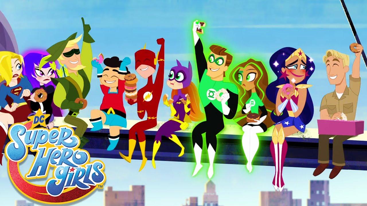 Download New Super Hero Best Friends For Life 👭| DC Super Hero Girls