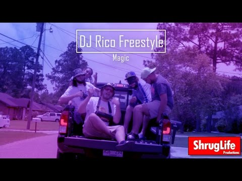 Magic- Dj RICO (Official Music Video) Freestyle by ShrugLife Productions