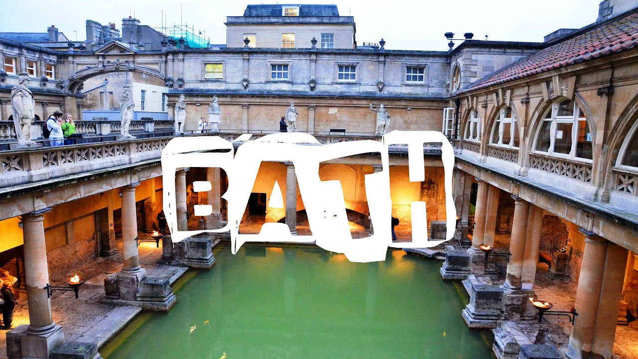 Delicieux Top 10 Things To Do In Bath, England. Visit Bath   YouTube