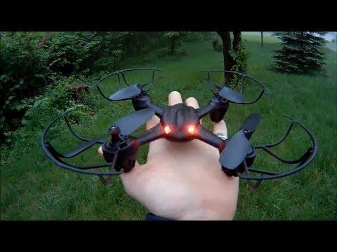 Dominator 2.0 Drone RadioShack  Test RTF FLIGHT Review UAV Quadcopter