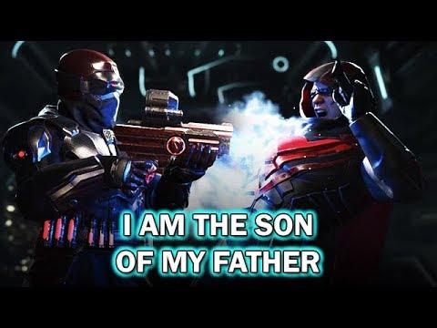 MORE SON OF BATMAN - ft. Robin - Injustice 2 Ranked Online