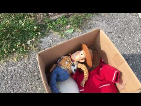 The Cursed Woody Doll