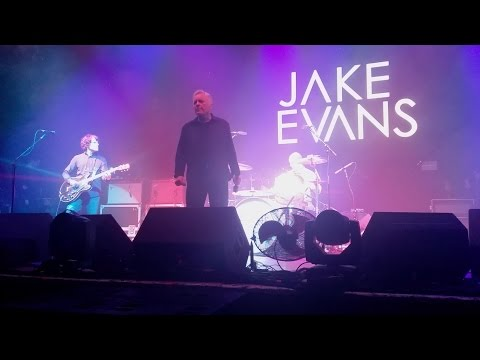 Jake Evans &  Bernard Sumner - Running Out of Luck (Live) - Wolverhampton