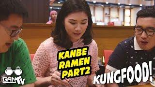 KUNGFOOD #14 Ramen Village with Samantha Darmento (AEON Mall)