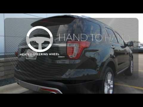 New 2017 Ford Explorer Rochester MN Winona, MN #F175178 - SOLD