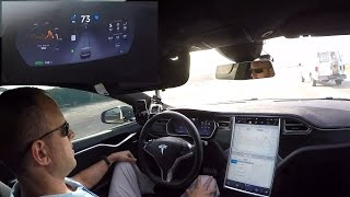 Tesla drivers are having a little too much fun with auto-steer