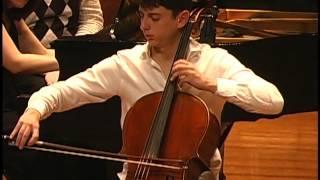 Rachmaninov Sonata for Cello and Piano III Movement, NAREK HAKHNAZARYAN