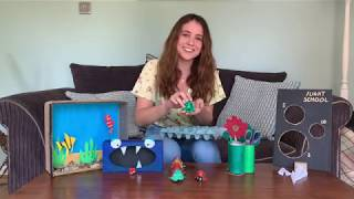 5 Easy DIY Crafts for Children - Lockdown and Live