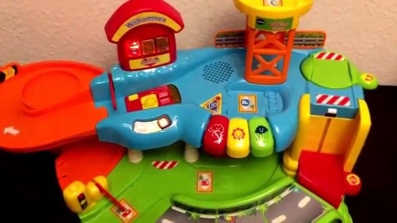 Garage Toet Toet : Vtech tut tut baby flitzer garage youtube