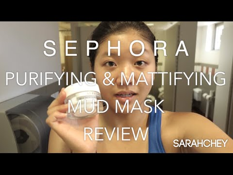 Mud Mask Purifying & Mattifying by Sephora Collection #6