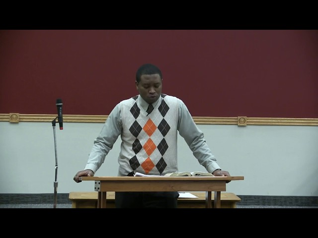 Ezekiel Ramadan • The Significance of Grace • Bible Study • 190612