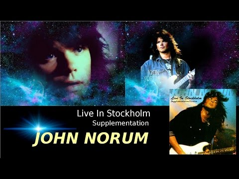 John Norum – Live In Stockholm (Full Concert – Draken, 14/03/1988)
