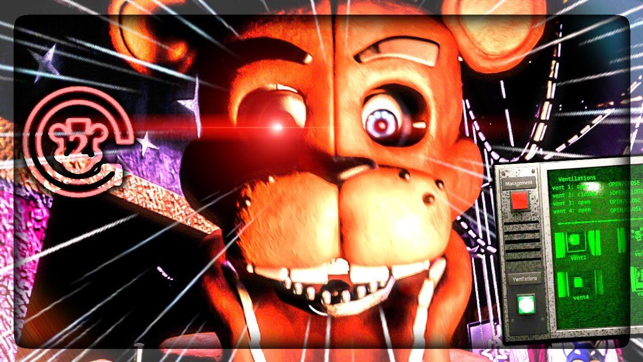 Download МЫ СНОВА ВЕРНУЛИСЬ К ФРЕДДИ! ✅ The Return to Freddy's 2   Rebuilt #1