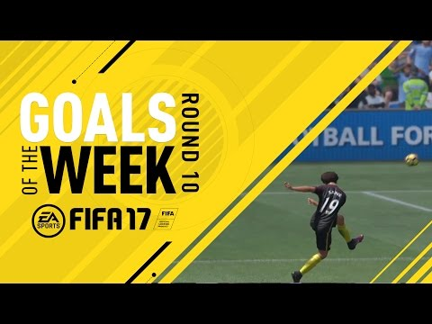 FIFA 17 - Goals of the Week - Round 10