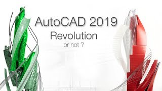 AutoCAD 2019. Что нового?