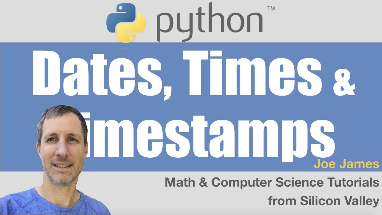 Datetime now utc python tutorial