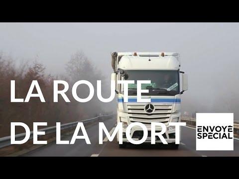 Envoyé spécial – La route de la mort – 13 avril 2017 (France 2)