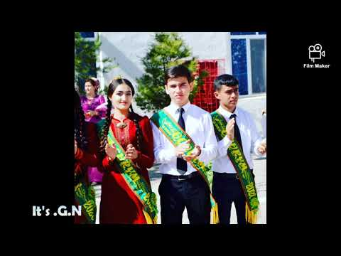 Good buy school. Iñ sonky jan Mary Turkmenistan 3-nji mekdep 11\