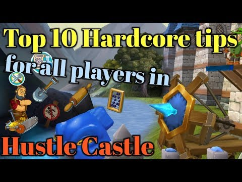 Hustle Castle Top 10 Hardcore Tips For All Players | Book 4 - Season Premier -  Chp 25 |