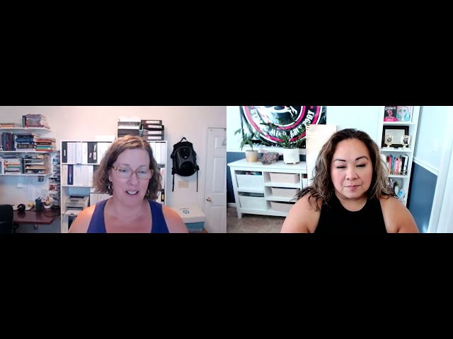 Old Ladies Lift Chat: Episode 4 with Laarni Mulvey