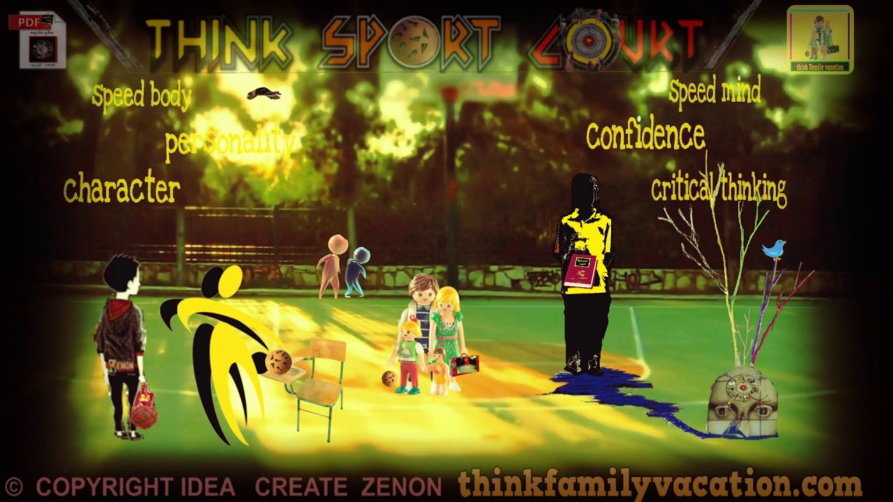think sport court - WHAT is this?