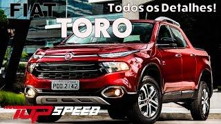 Avaliação Fiat Toro Volcano Diesel | Canal Top Speed