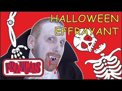 chansons-et-histoires-d'halloween-qui-font-peur-avec-steve-and-maggie-français-|-joyeux-halloween
