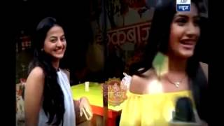 Helly Shah-Surbhi Chandna share their friendship story
