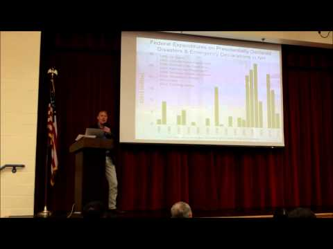 Saving Special Places 2015 Keynote Address - Climate Change