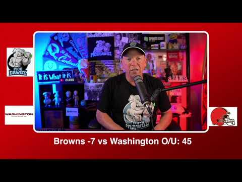 Cleveland Browns vs Washington Football Team NFL Pick and Prediction 9/27/20 Week 3 NFL Betting Tips