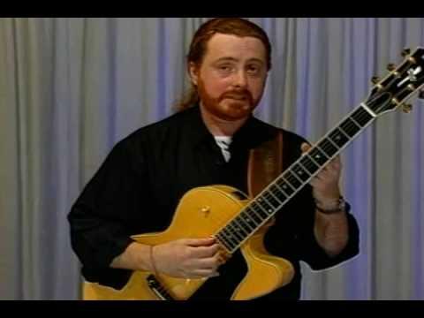 "Martin Taylor teaches ""I Got Rhythm"" Part 1 of 2"